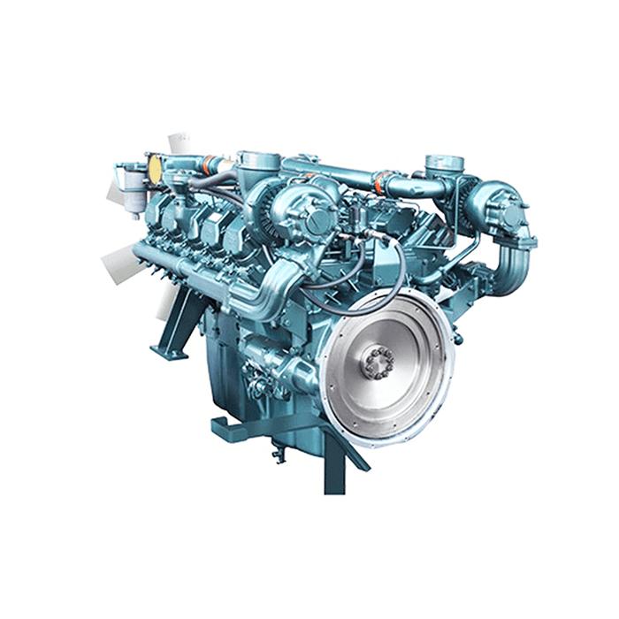 Động cơ Doosan-DP180LA