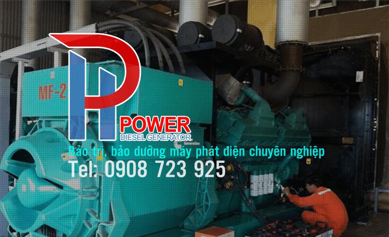 dịch vụ bảo trì, bảo dưỡng máy phát điện chuyên nghiệp tại TP. HCM và các tỉnh thành lân cận