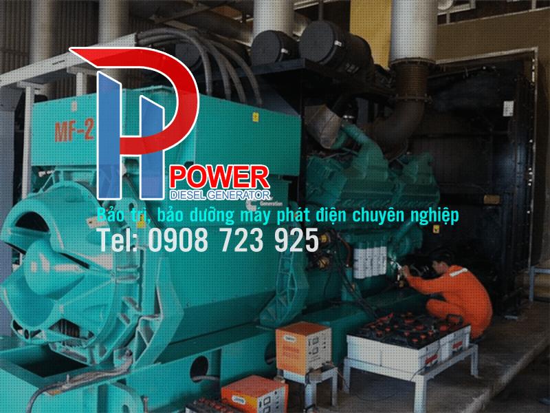 Phúc Huy – cung cấp dịch vụ bảo trì, bảo dưỡng máy phát điện chuyên nghiệp tại TP. HCM và các tỉnh thành lân cận