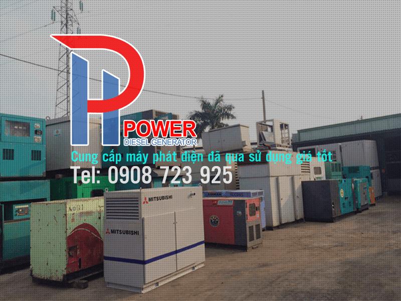 Phúc Huy chuyên cung cấp máy phát điện đã qua sử dụng chất lượng cao, bảo hành dài hạn.